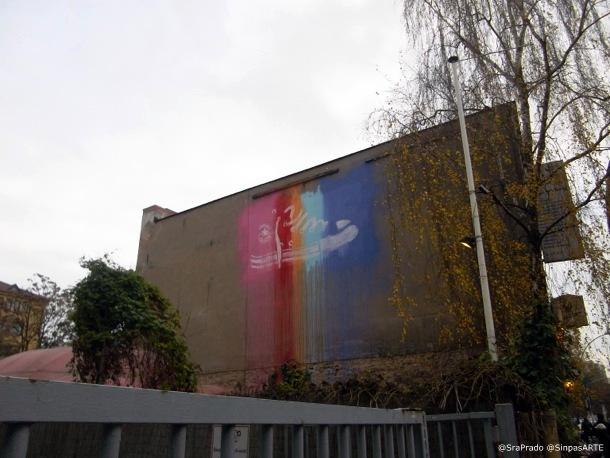 Campaña de Converse en Berlín