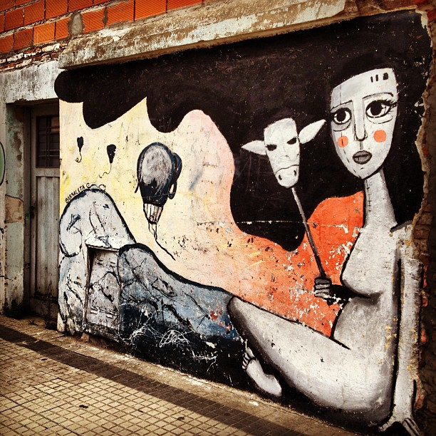 Lanús Graffiti de Barrio - Sin Pasarte de la raya