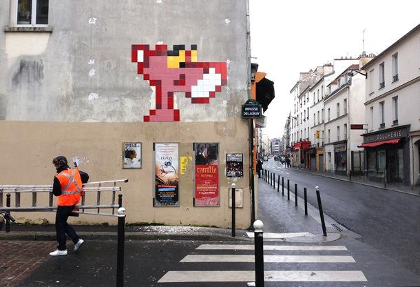 Street Art Invader
