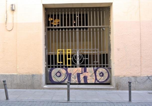 Streetart Malasaña Emil
