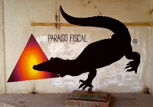 Paraíso fiscal by Gaucholadri