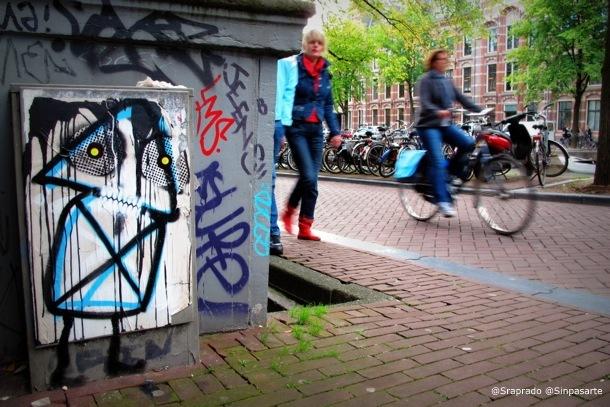 Street Walk en Ámsterdam