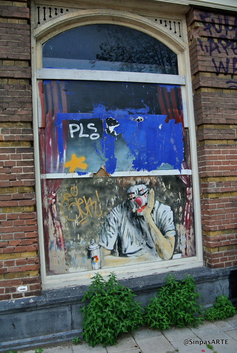 Graffiti Ámsterdam