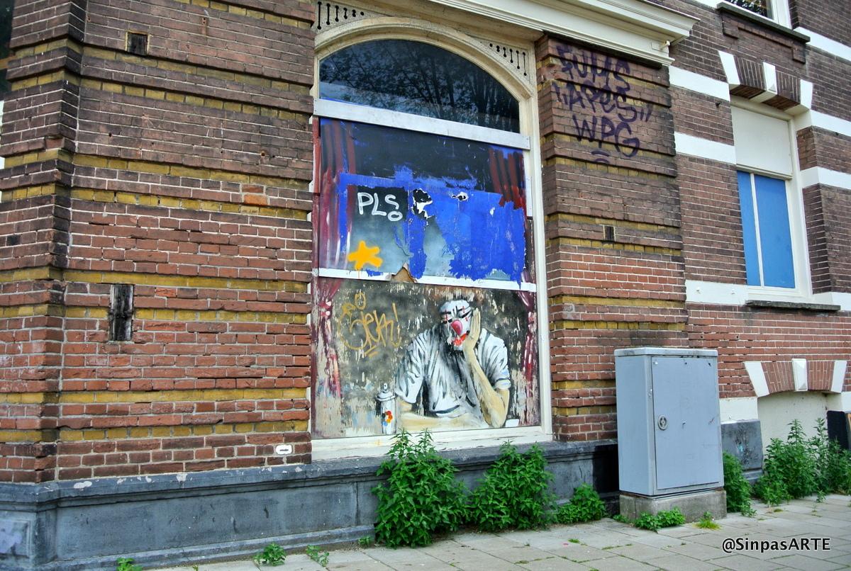 Street Art Ámsterdam