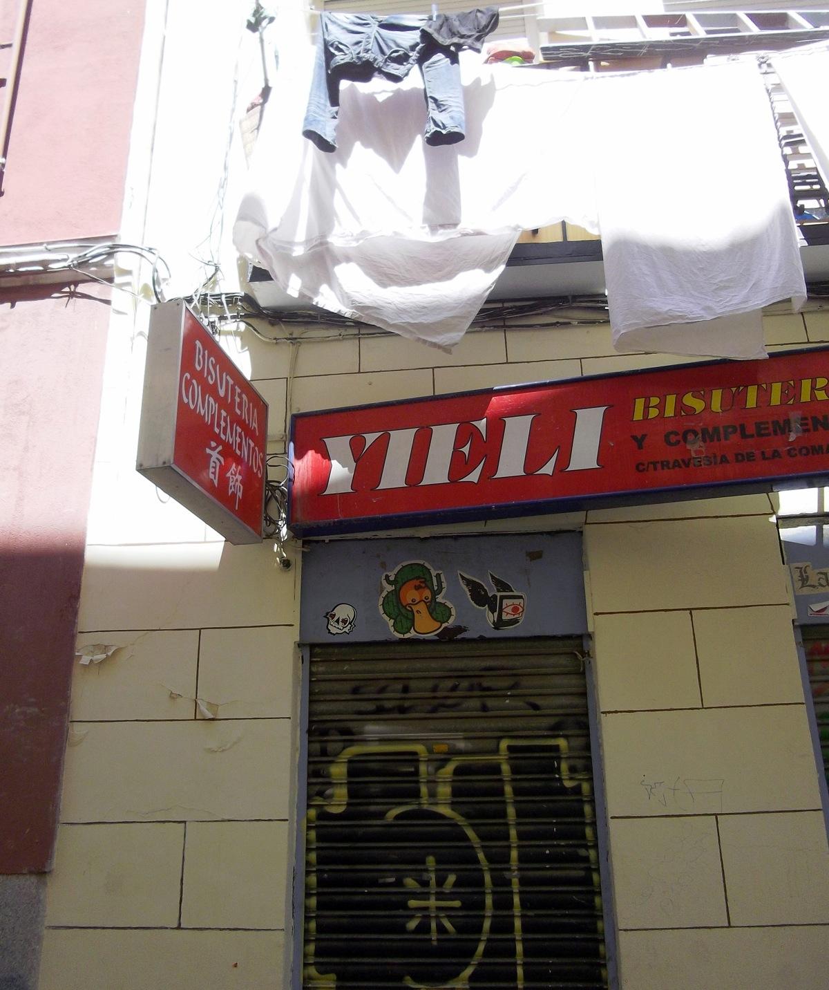 Tal en Madrid