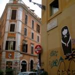 StreetArt en Roma, ALT97