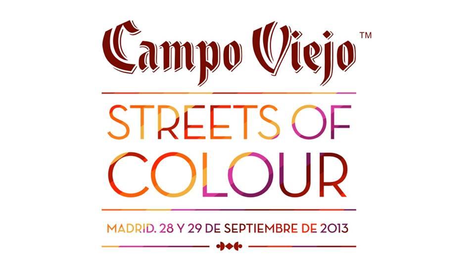 Campo Viejo Street of Colour