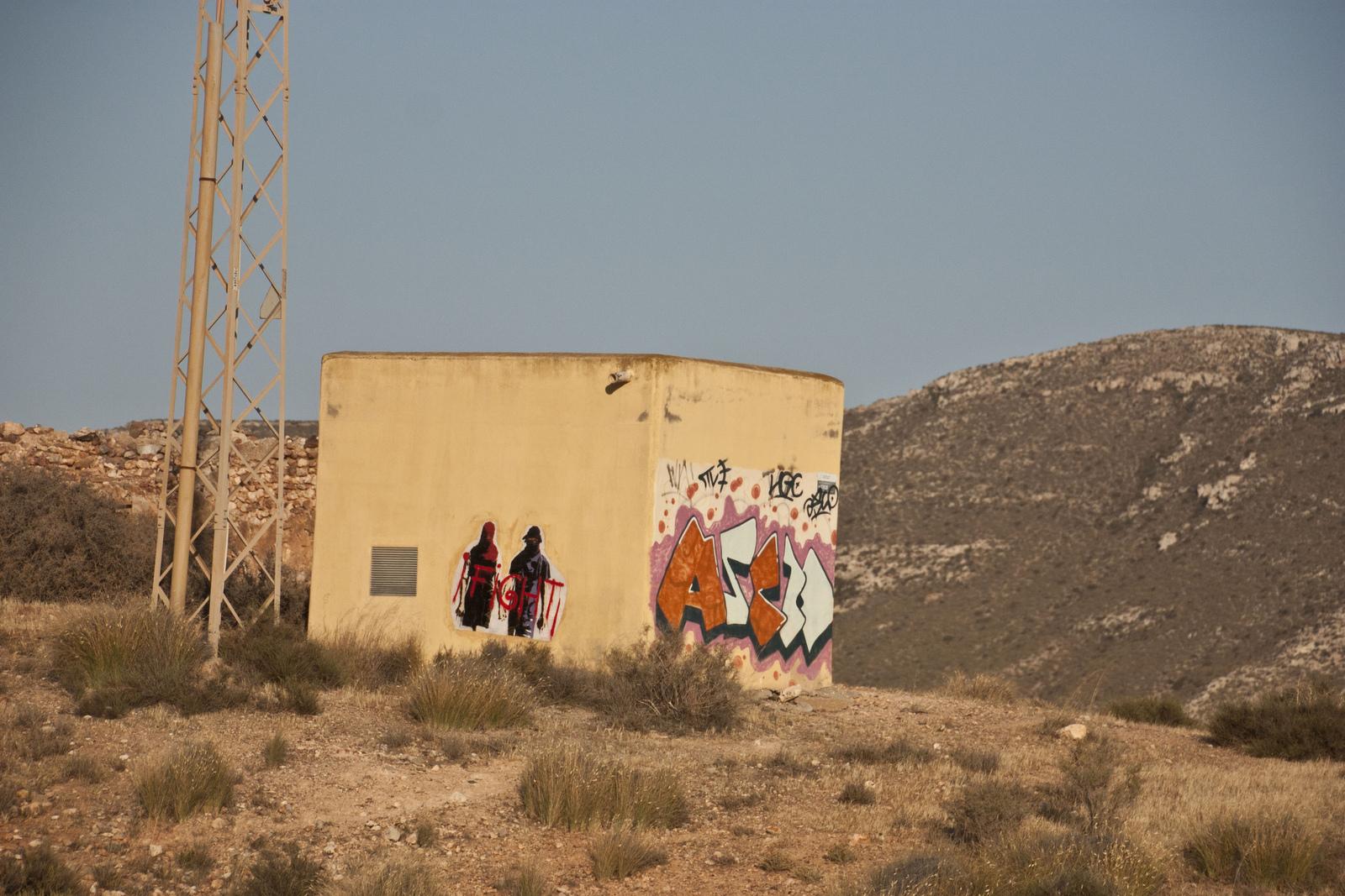 Plantilla de Por Favor en Almería