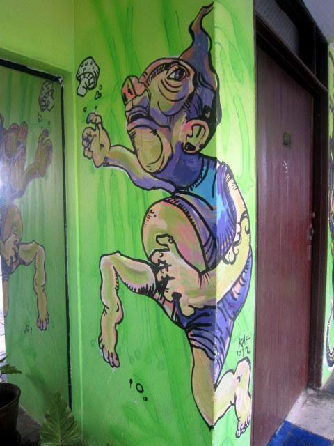 Huanchaco street art