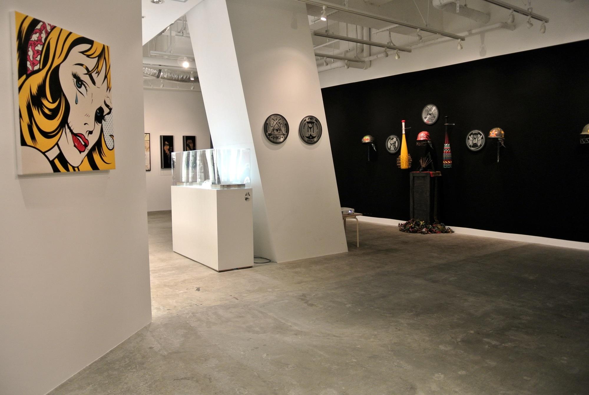 D*Face PARCO Gallery