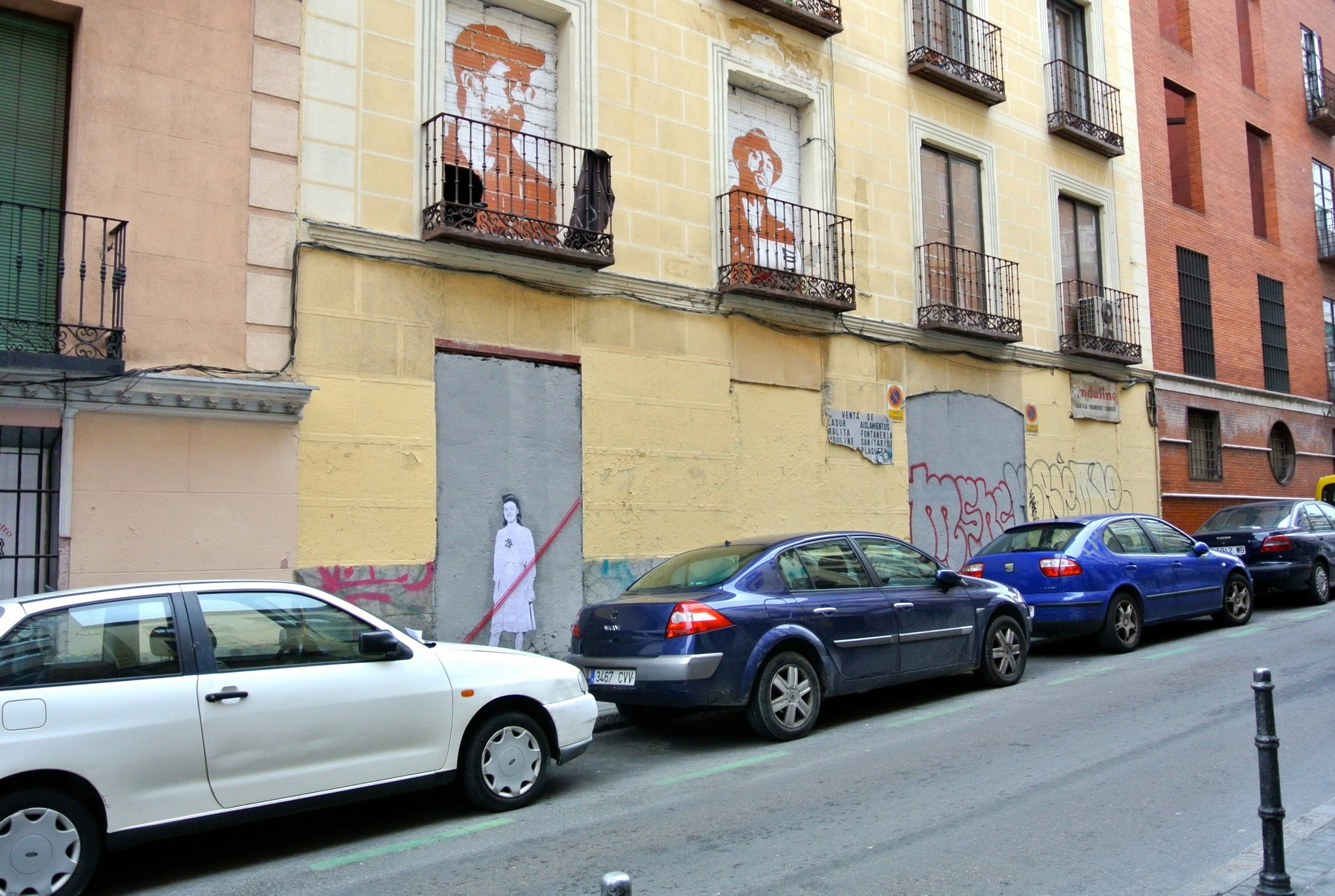 Spidertag-Leo&Pipo-SinPasarte-Madrid-9
