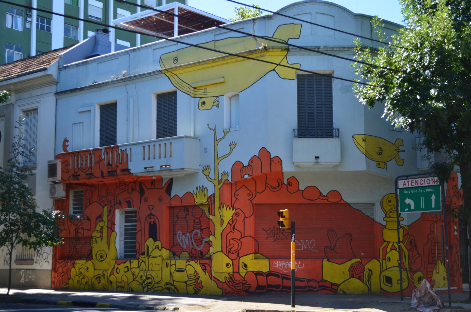 Gualicho desde Buenos Aires