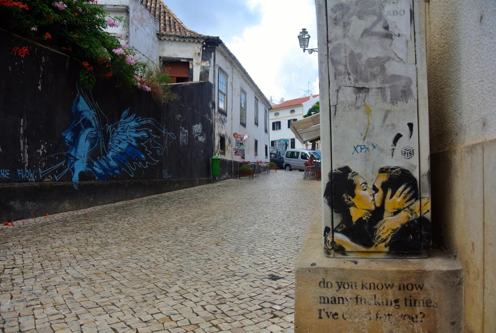 C215 en Lagos, Portugal