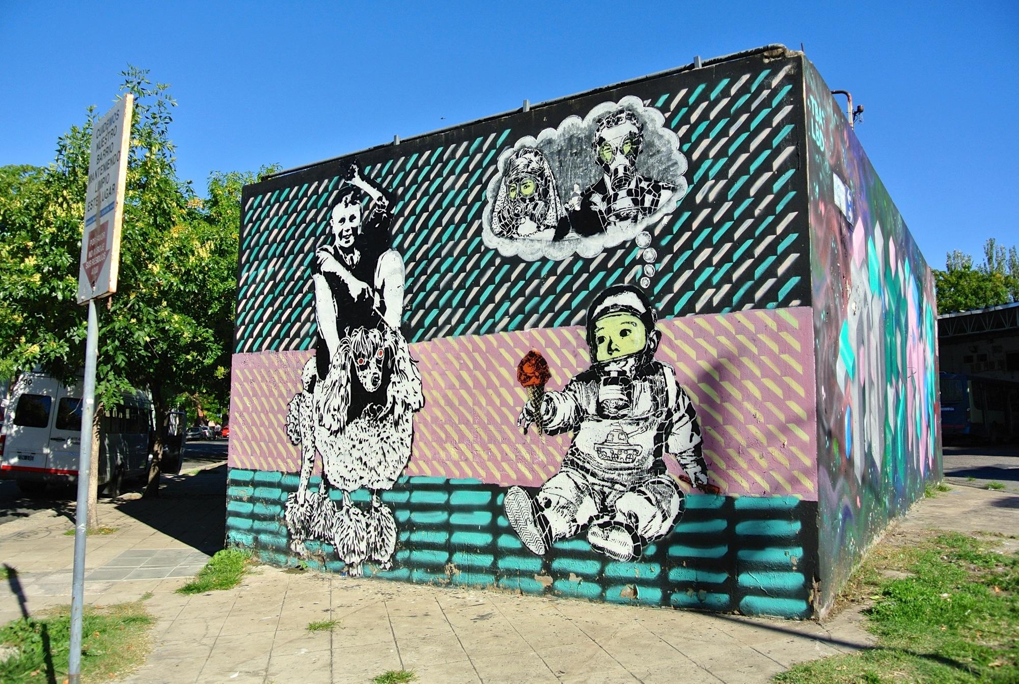 StreetArt 2014 Buenos Aires