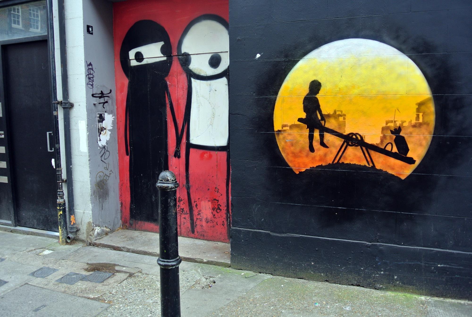 StreetArt 2014 Londres