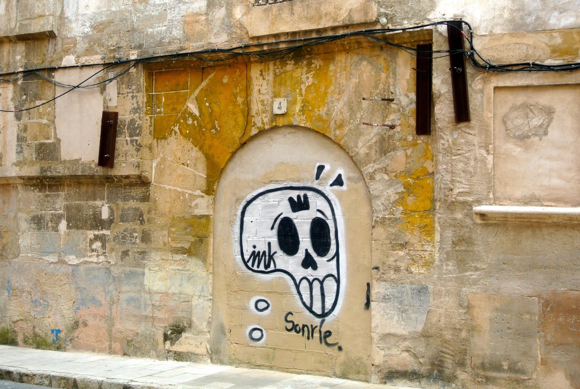 Street Art 2014 Palma de Mallorca