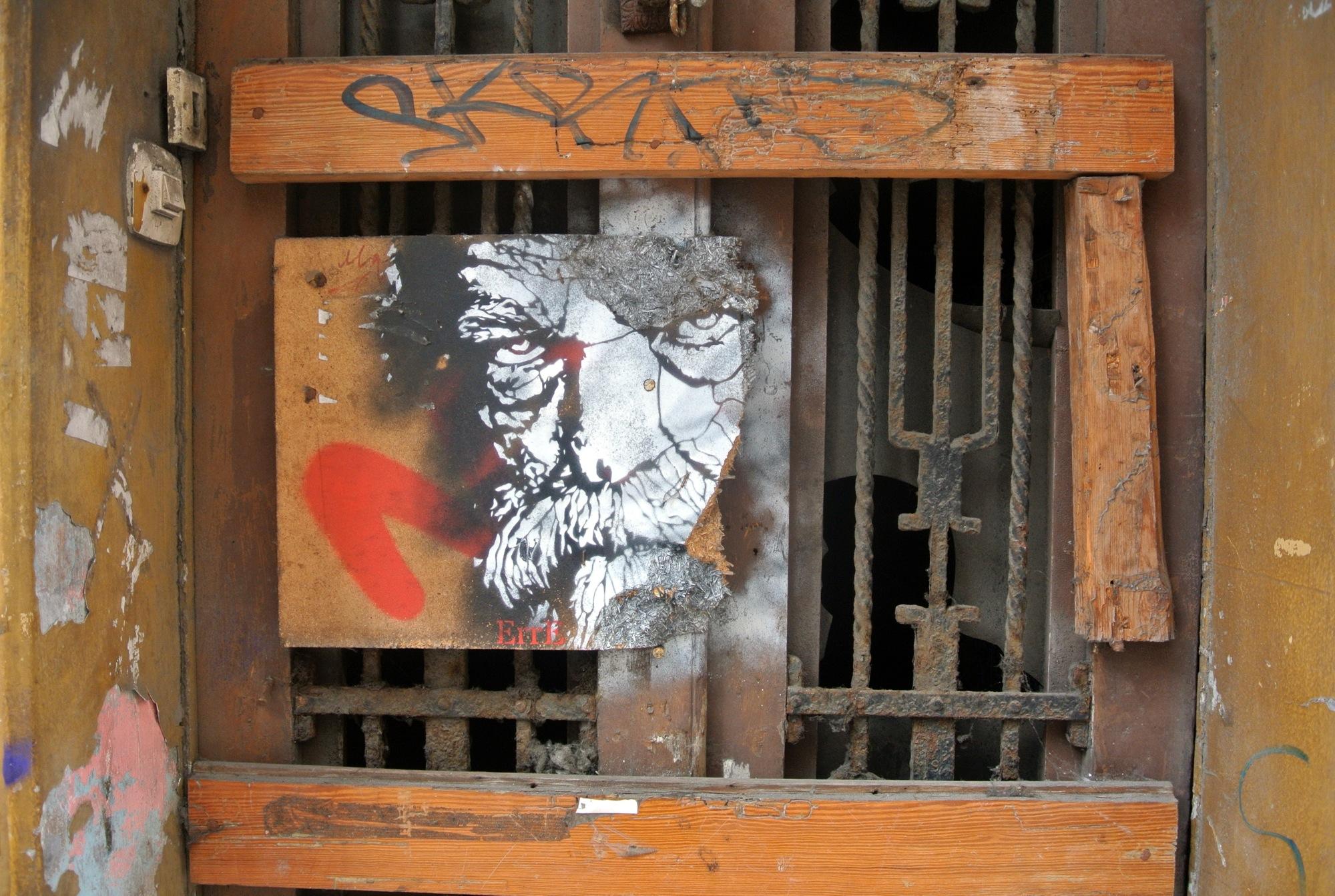 Street Art 2014 A Coruña
