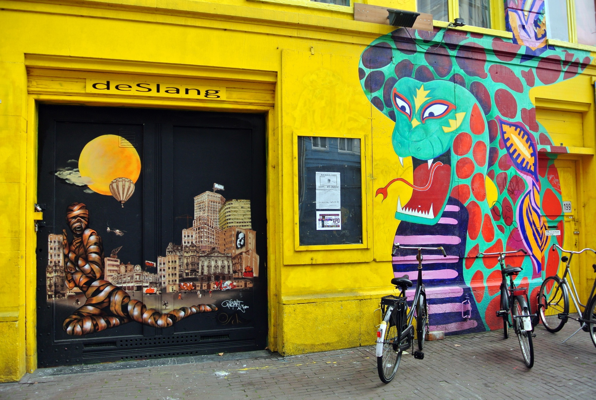 Street Art 2014 Amsterdam