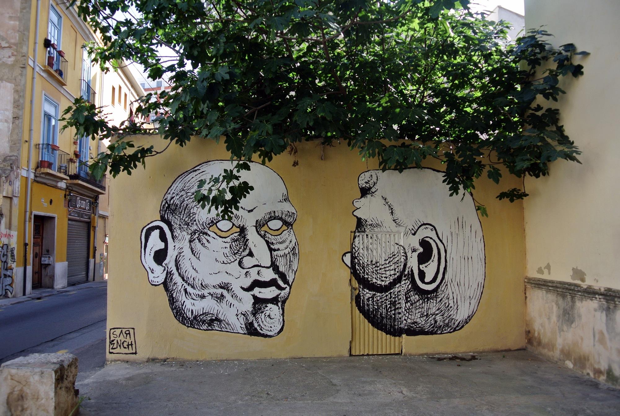Street Art 2014 Valencia