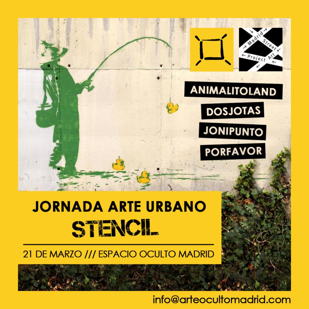 Jornada de Arte Urbano Madrid