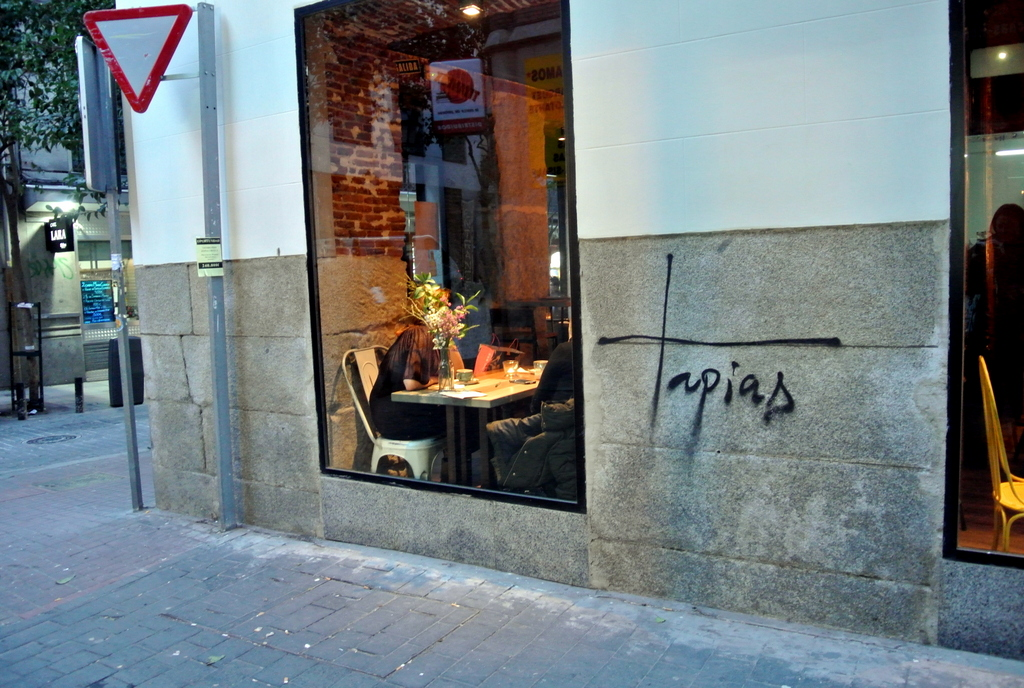Intrigas del Street Art madrileño