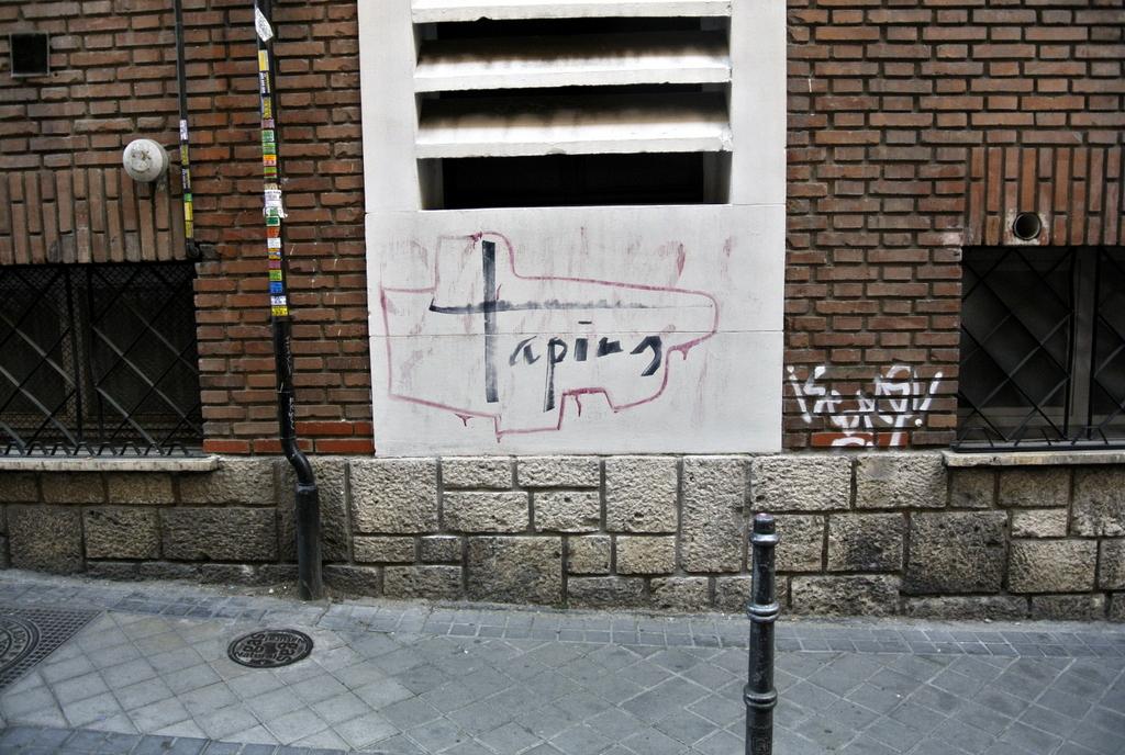 ¿Quién es Tapias? Intrigas del Street Art madrileño