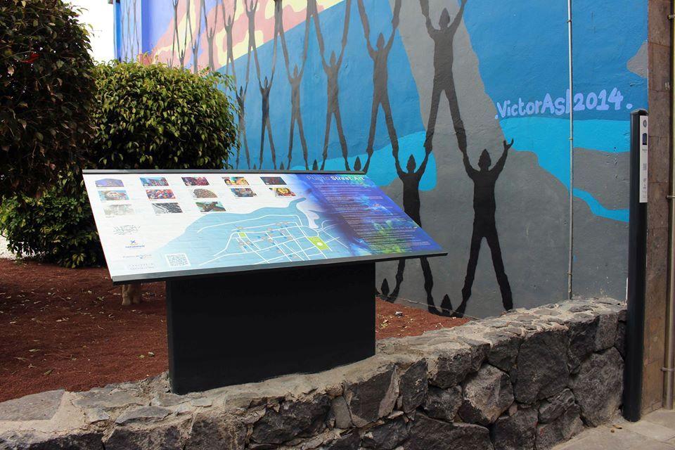 Puerto Street Art, descubre la ciudad como un lienzo
