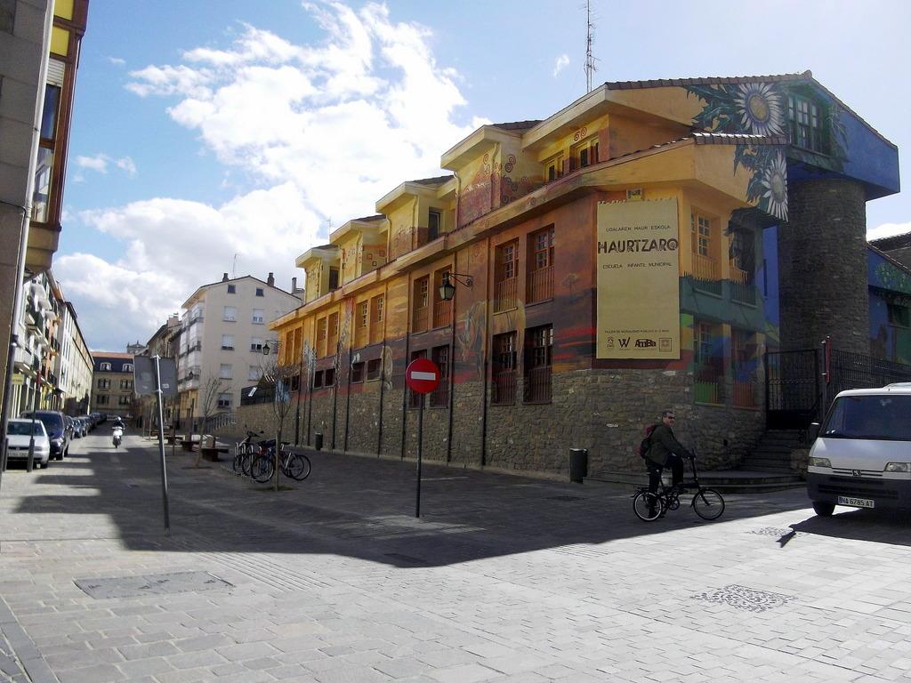 Vitoria-Gasteiz, la ciudad pintada: Continentes