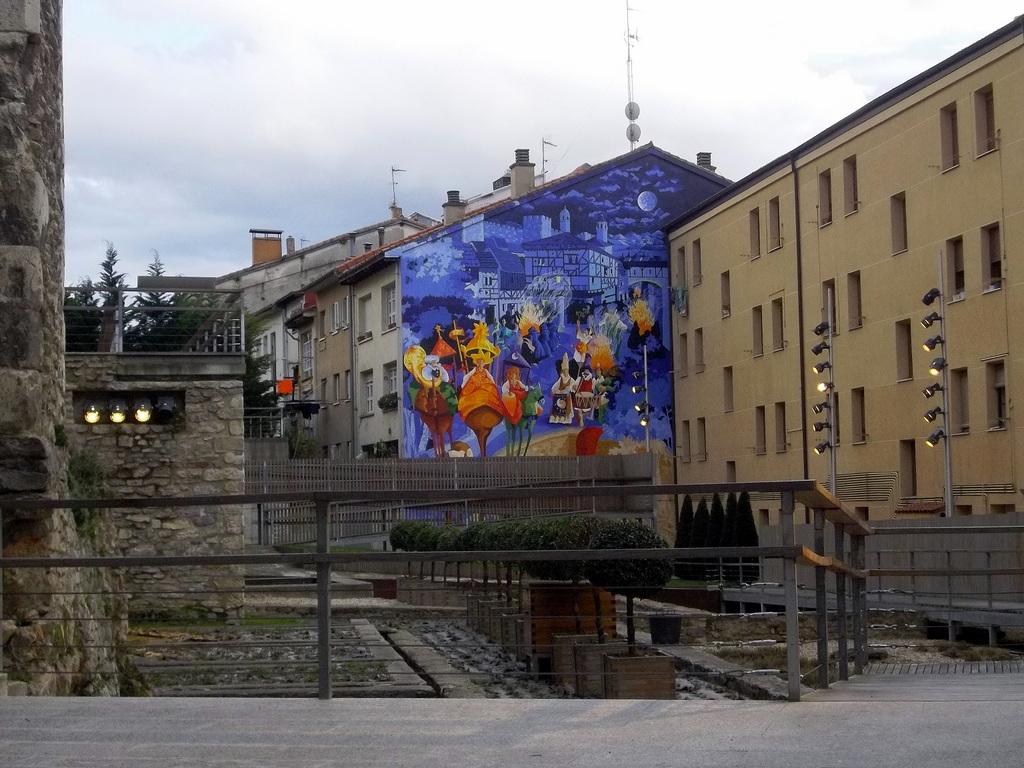 Vitoria-Gasteiz, la ciudad pintada: La Noche Más Corta