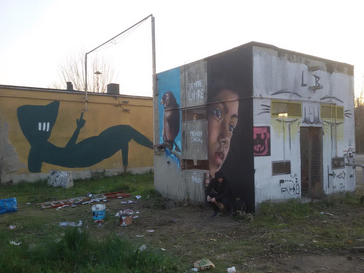 SinPasarte-StreetArt-RUSCO-Bolonia-019