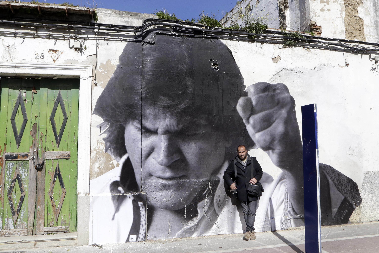 Proyecto Presencias: Juan Carlos Toro y Vicente Soto, Sordera en Calle Merced.