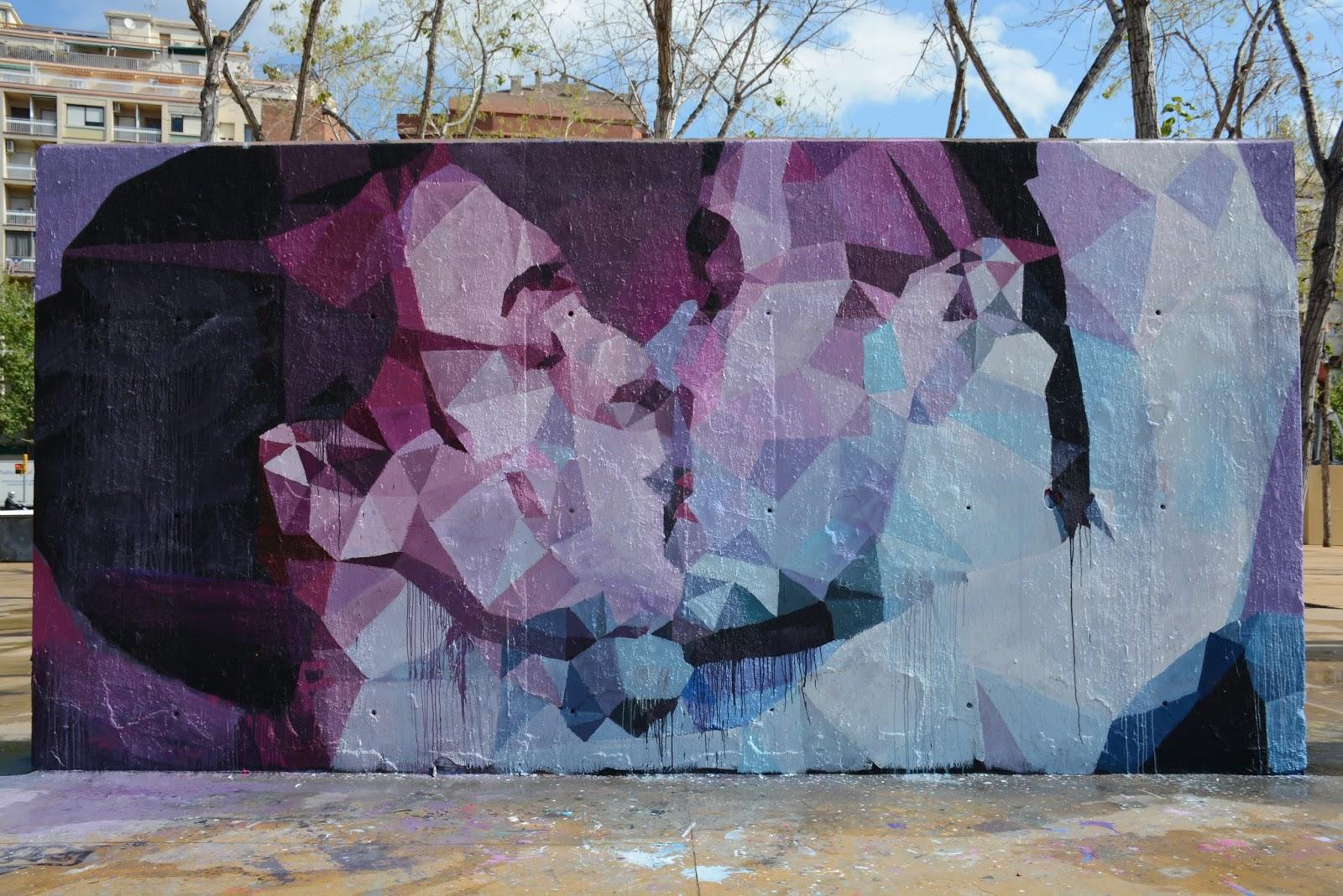 Uriginal, arte urbano en las 3 chimeneas