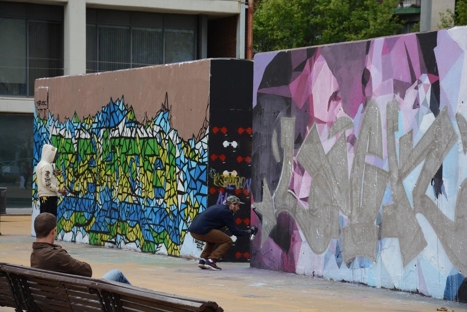 Graffiti Poblenou